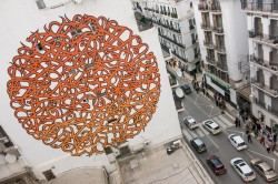 eL Seed mural<br />