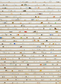 Julia Llerena, La escritura y la diferencia, Installation. Objects<br />