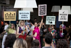 TRANS, TRANS, TRANS, TRANS, TRANS...<br />