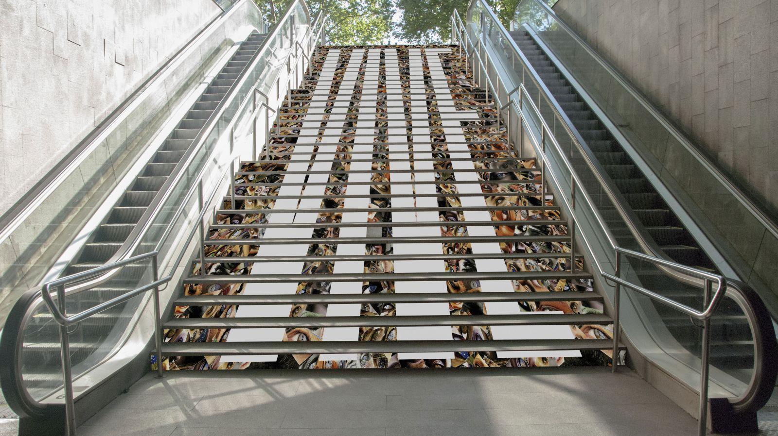 Swab Stairs