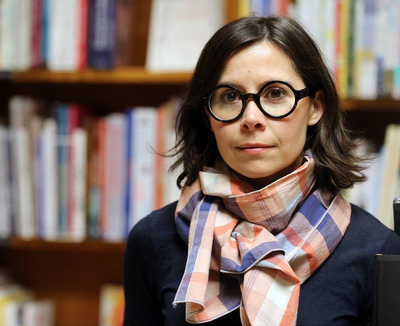 Barcelona. Entrevista A Alexandra Laudo, Crítica D'art. Bcn.