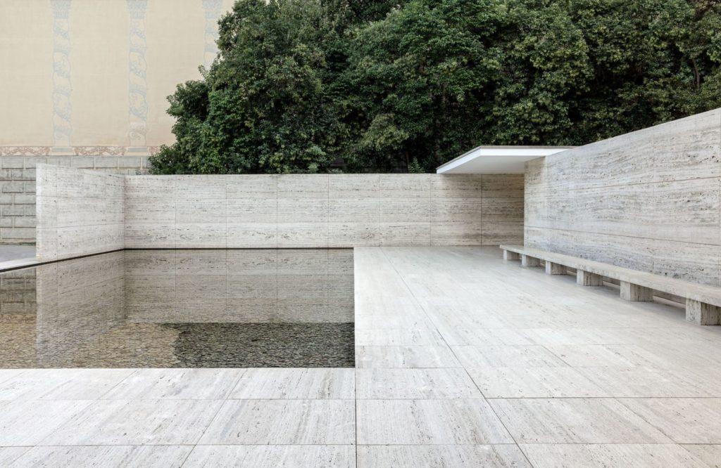 Fundacio Mies Van Der Rohe