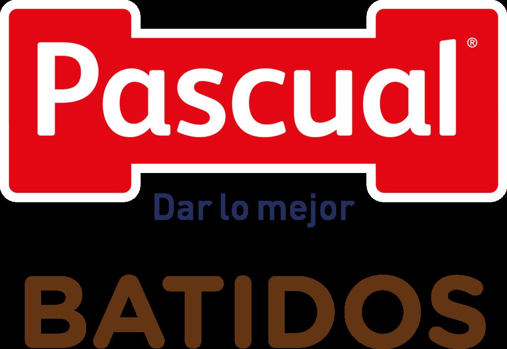 Logo Batidos Pascual Dar Lo Mejor Trz 1