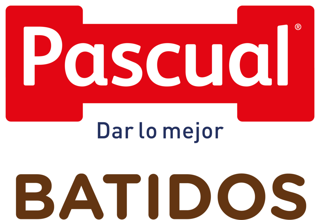 Logo Batidos Pascual Dar Lo Mejor Trz