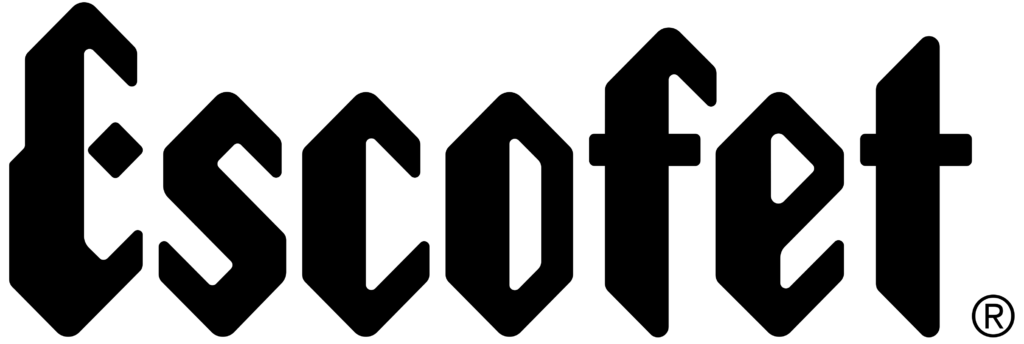 Logo Negro Escofet